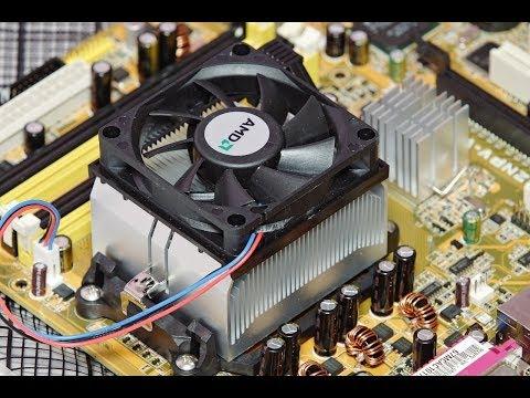 DIY - Repair your CPU fan.