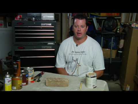 Home Improvement & Repair Tips : How to Paint Bricks
