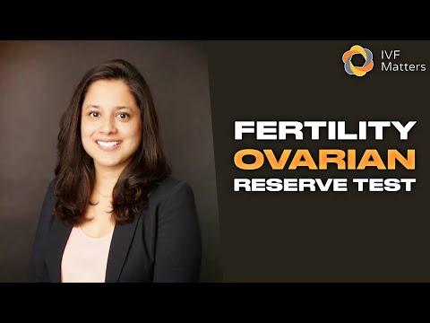 Fertility Top Tips! Ovarian Reserve Test | London
