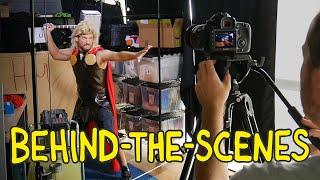 Thor: Ragnarok - Homemade Behind the Scenes