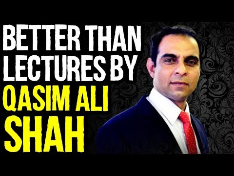 Negative People Are Better Than Qasim Ali Shah Lectures | Azad Chaiwala Show