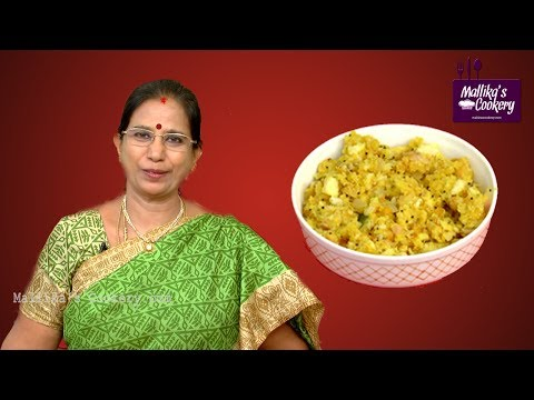 Bread Upma | Mallika Badrinath | Quick Breakfast  Recipes