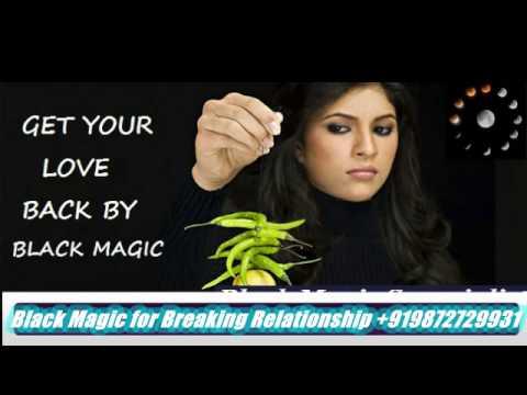 Black Magic for Breaking Relationship | Black Magic