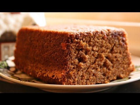 Easy Gingerbread Cake Recipe in Hindi