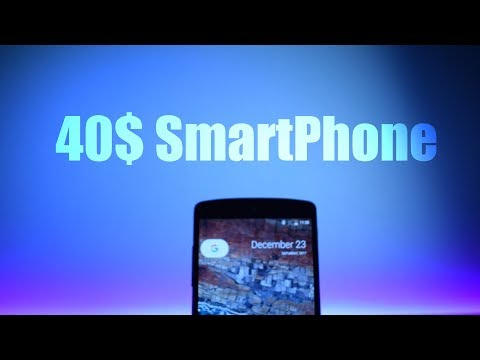 What Can You Do With 40$ SmartPhone! - Nexus 5 In Late 2018!