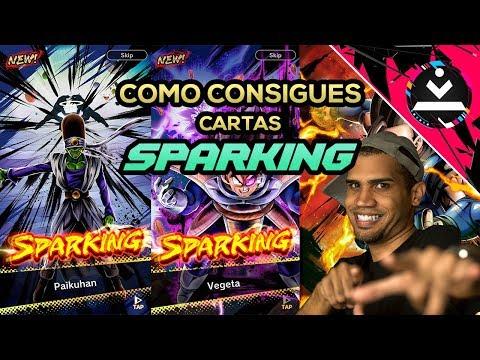 Finalmente Dragon Ball Legends llega iPhone - Cartas Sparking