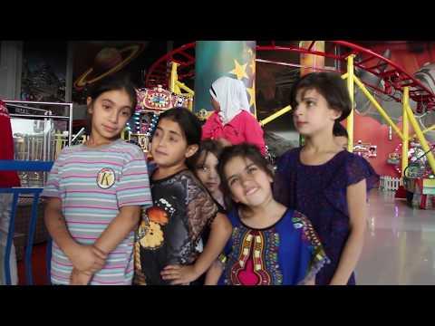 #Eid Celebration for 100 Syrian Refugee Children in Amman, Jordan