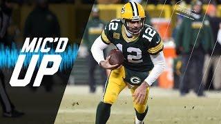 Giants vs. Packers Mic