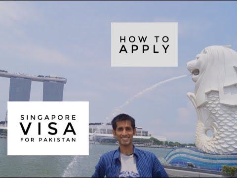 Singapore Visa for Pakistan