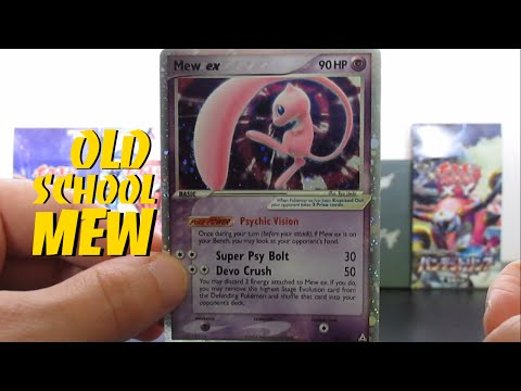 Pokemon Diamond and Pearl EX Blister Mew ex PULL! | Part 9
