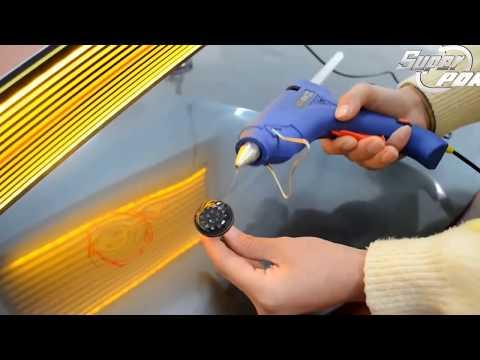 Как выправить вмятину на автомобиле Инструмент автоювелира автоювелир