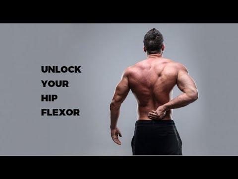 Back Pain - Hip Flexors | Tips to Unlock Tight Hip Flexors