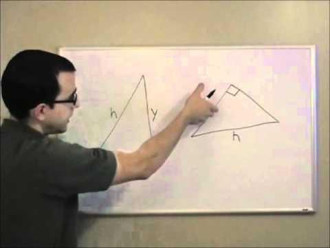 Physics Tutor - Right Triangles