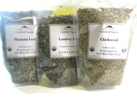 Making herbal infused olive oil/massage oil - crockpot method - Skinplicity Bath & Body
