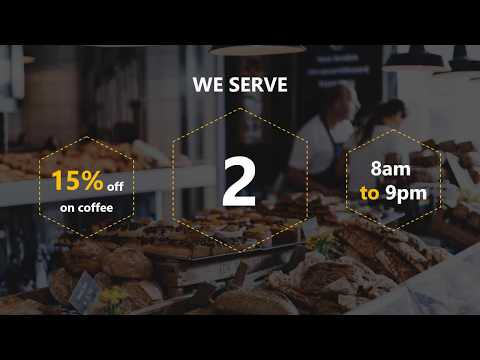 Take-A-Number system for Bakeries