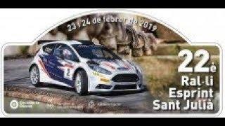 22- Rallysprint Sant Julia 2019