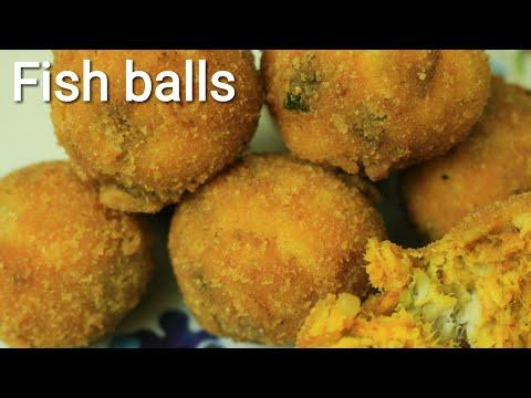 Fish ball - Fish recipe - Fish balls recipe - Fish fry - Fried fish recipe