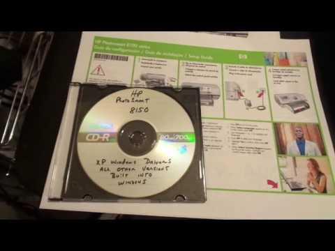 HP Photosmart 8150 #1