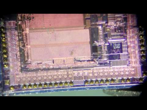 Rockwell Dailup modem control IC