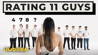 11 vs 1: Rating Guys by Looks & Personality