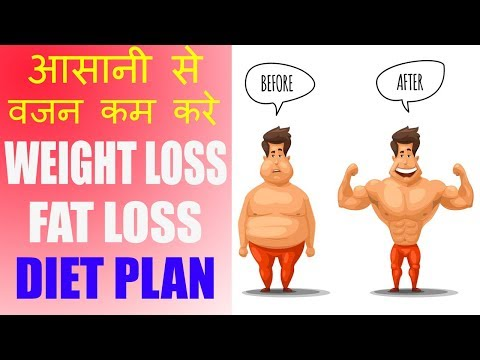 Best Diet Plan For Weight Loss And Fat Loss