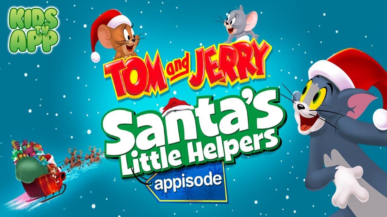 Tom & Jerry: Santa's Little Helpers Appisode (Warner Bros.) - Best App For Kids