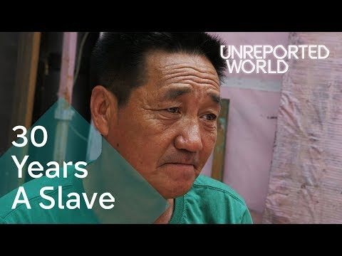 Modern slavery of disabled people in South Korea   Unreported World