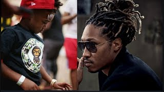 Rap Star Future ROASTED for buying his 5-year old son a ROLEX Watch!
