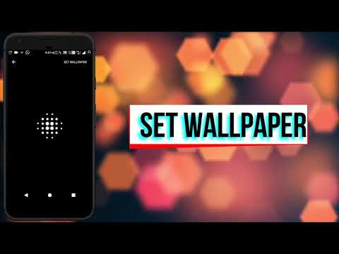 How To Set GIF As A Live Wallpaper on Homescreen