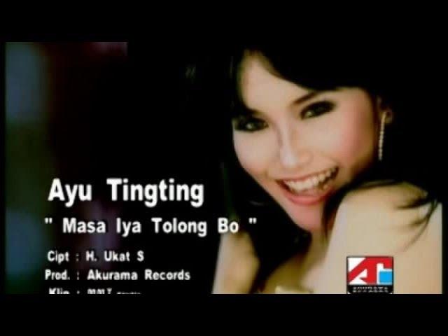 Download Ayu Ting Ting - Masa Iya Tolong Bo MP3 Gratis