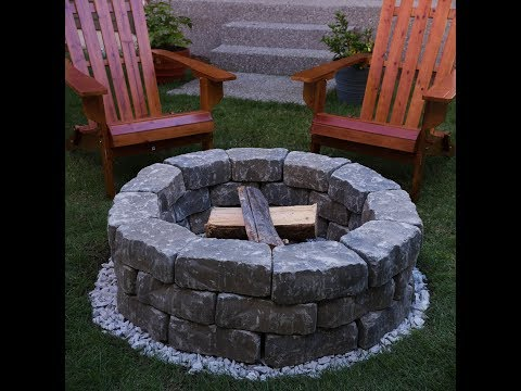 Zillow #Homemade Hack: How to Build a Backyard Fire Pit