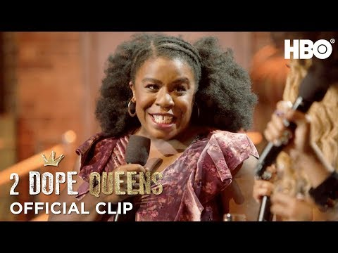 Nerding Out w/ Uzo Aduba | 2 Dope Queens | HBO