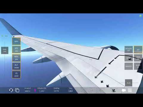 Infinite Flight global. New Southwest SeaWorld take off from Los Angeles to Las Vegas.
