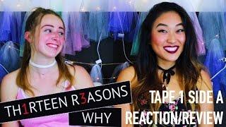 13 Reasons Why : Tape 1 Side A   girlsmeetYouTube