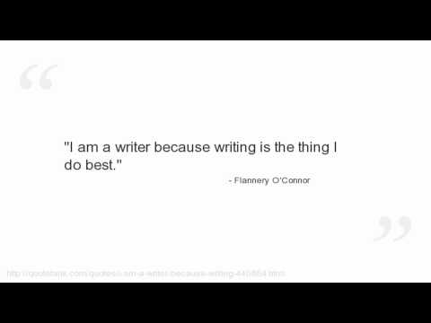 Flannery O'Connor Quotes