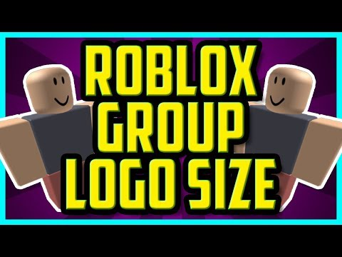 ROBLOX GROUP LOGO SIZE IN PIXELS 2018 - What Is The Size Of A Roblox Group Logo?