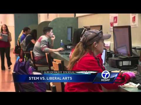 STEM Versus Liberal Arts