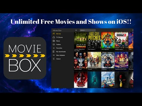 How To Get Movie Box On an iPhone, iPad and iPod touch for free on iOS!!! EASY AND FAST METHOD 2018