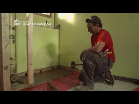 Floating-Floor Install Tips | Rescue My Renovation | HGTV Asia