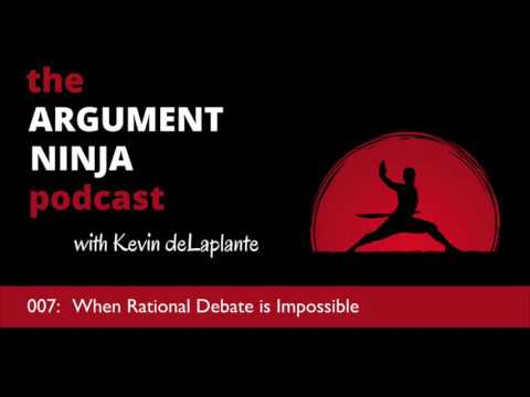 007: When Rational Debate is Impossible