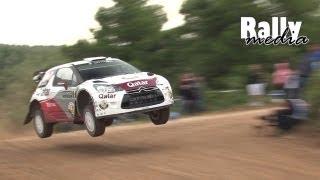 WRC Rally Acropolis Greece 2012 (HD - pure sound)