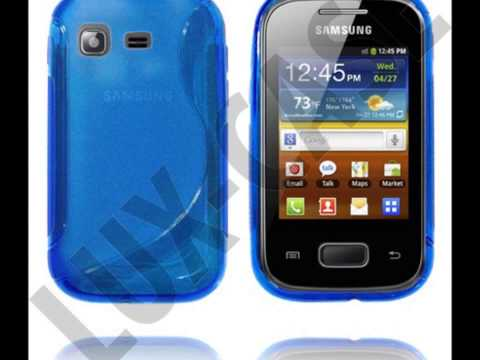 Samsung Galaxy Pocket Covers