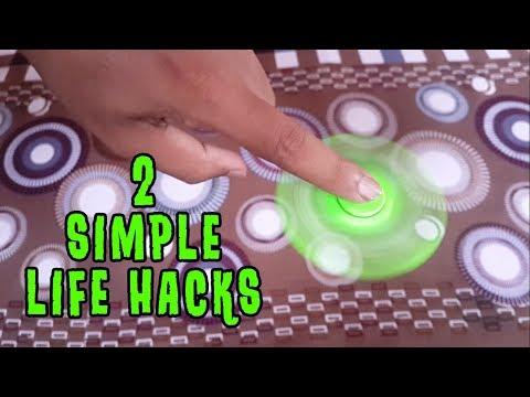 2 Simple Life Hacks