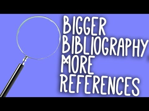 How to find citations and references for essay bibliography | Essay Tips