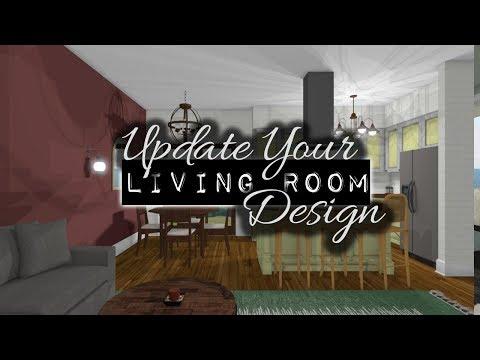 How To Update a Living Room Design   DIY & Home Design