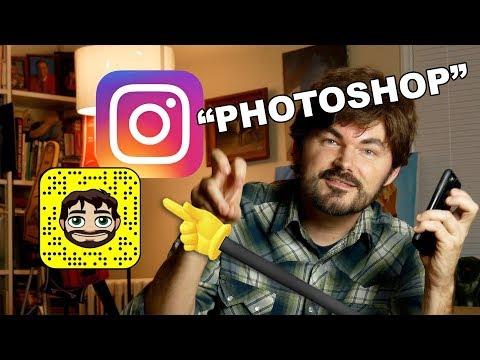 Instagram & Snapchat HACK -