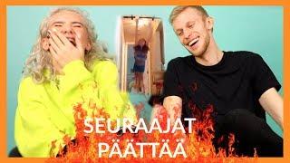 ÄLÄ NAURA TAI OOT DANIELLE COHN ft. Roni Back