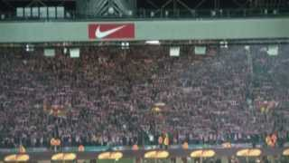 9.000 Athletic Bilbao FANS | Old Trafford | Manchester 2 - 3 Athletic |