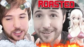MY WHOLE CHANNEL GETS ROASTED - Noble Reacts to Sarcastic YouTuber Trailers