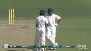 Pandey proves his class for India A